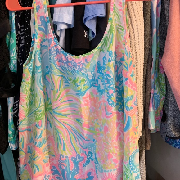 Lilly Pulitzer Tops - Tank top